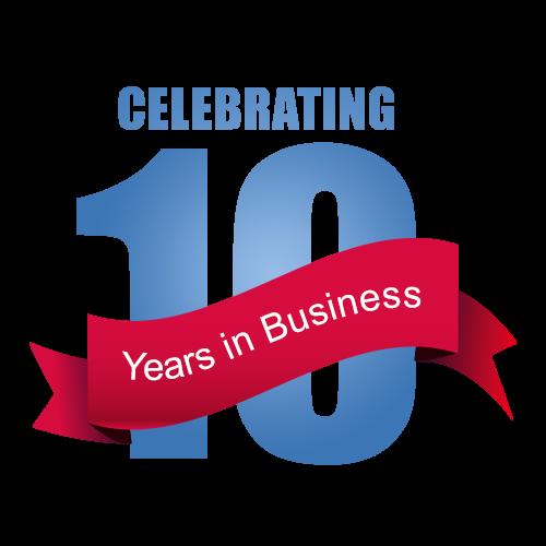 Happy 10th Birthday Paperclip!